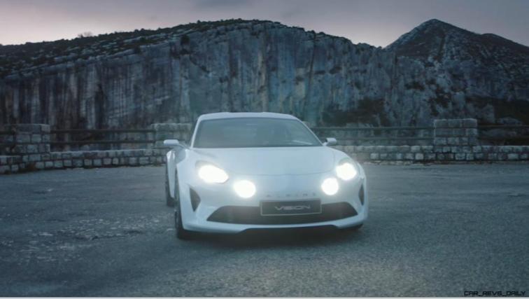 2016 Renault ALPINE Vision Concept - Video Stills 8