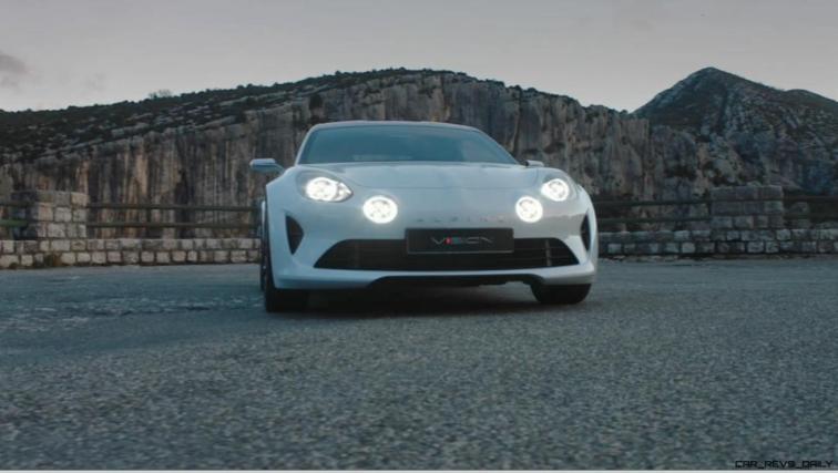 2016 Renault ALPINE Vision Concept - Video Stills 80