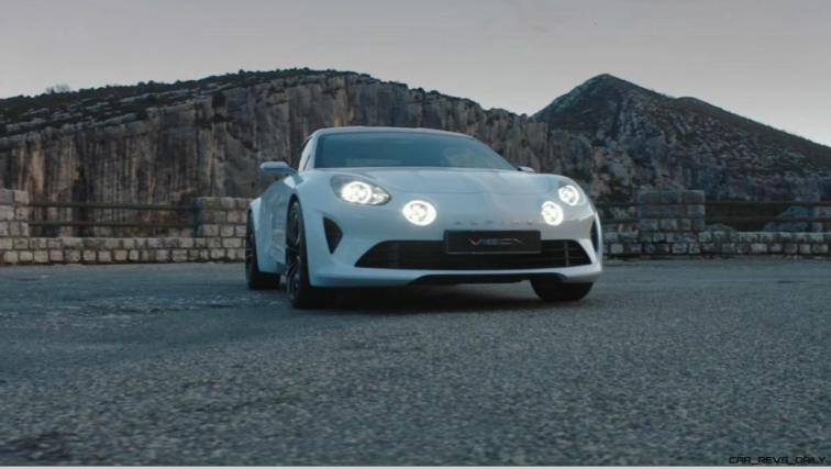 2016 Renault ALPINE Vision Concept - Video Stills 82