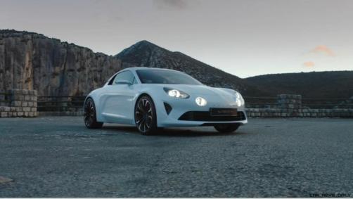 2016 Renault ALPINE Vision Concept - Video Stills 85