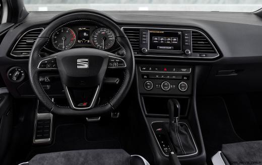 2016 SEAT Leon CUPRA 290 38
