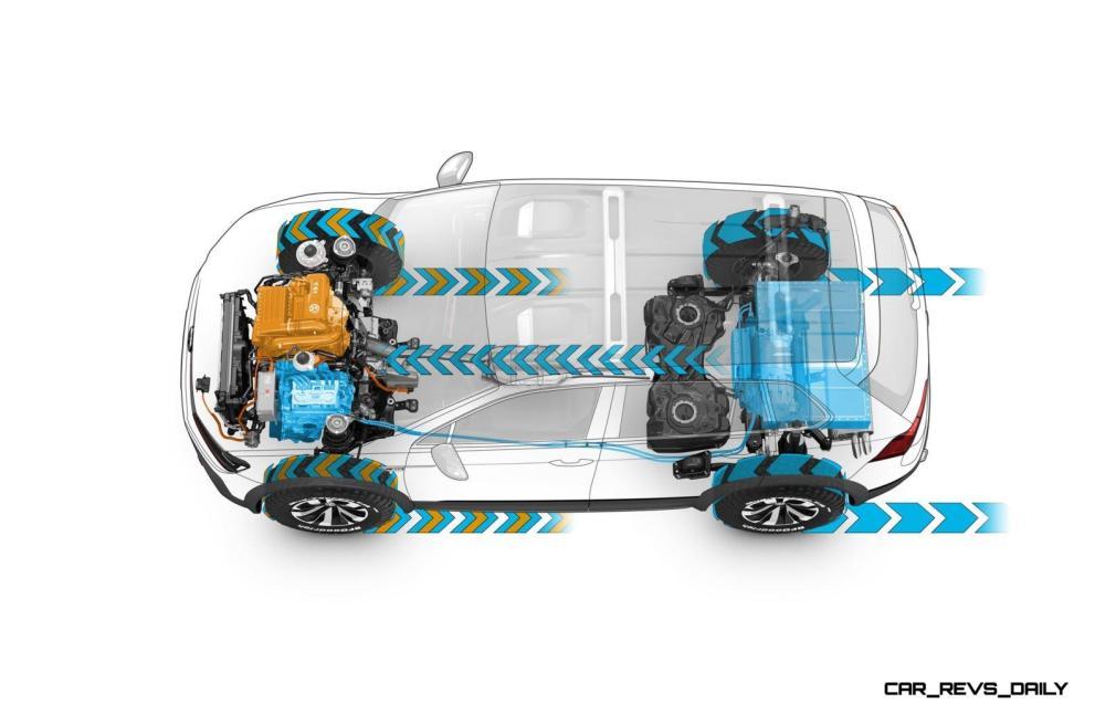 2016 Volkswagen Tiguan GTE Active Concept 6