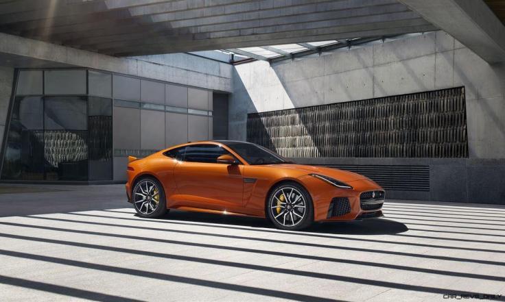 2017 Jaguar F-TYPE SVR 2