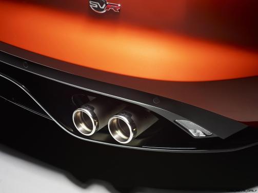 2017 Jaguar F-TYPE SVR 46