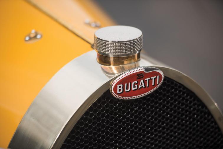 1925 Bugatti Type 30 Tourer 27