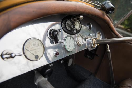 1925 Bugatti Type 30 Tourer 29