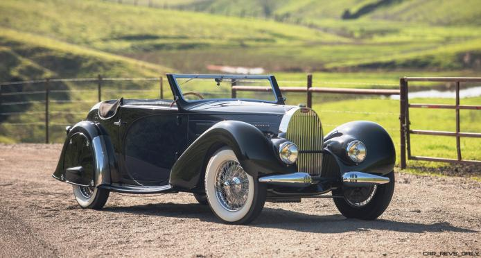 1936 Bugatti Type 57 Stelvio 42