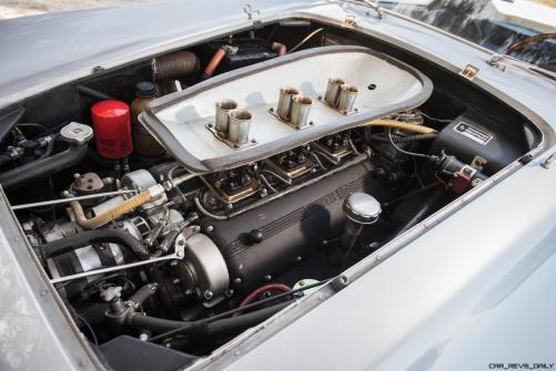 1957 Ferrari 250 GT LWB Berlinetta Tour de France 3