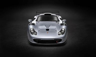 1997 Porsche 911 GT1 Evolution 12