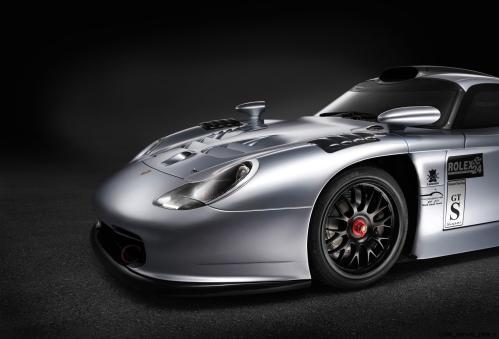 1997 Porsche 911 GT1 Evolution 15
