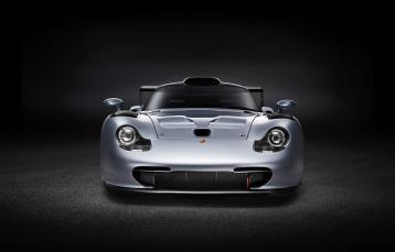 1997 Porsche 911 GT1 Evolution 18