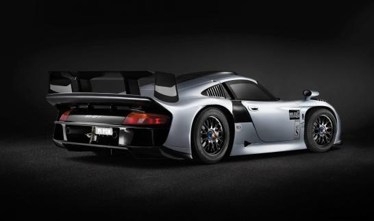 1997 Porsche 911 GT1 Evolution 2