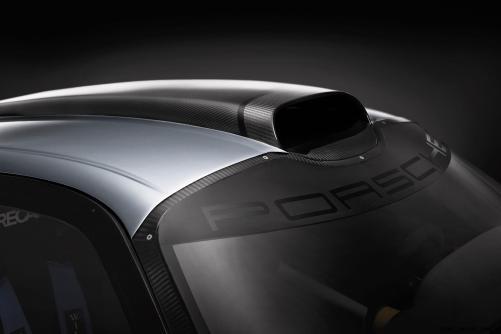 1997 Porsche 911 GT1 Evolution 8