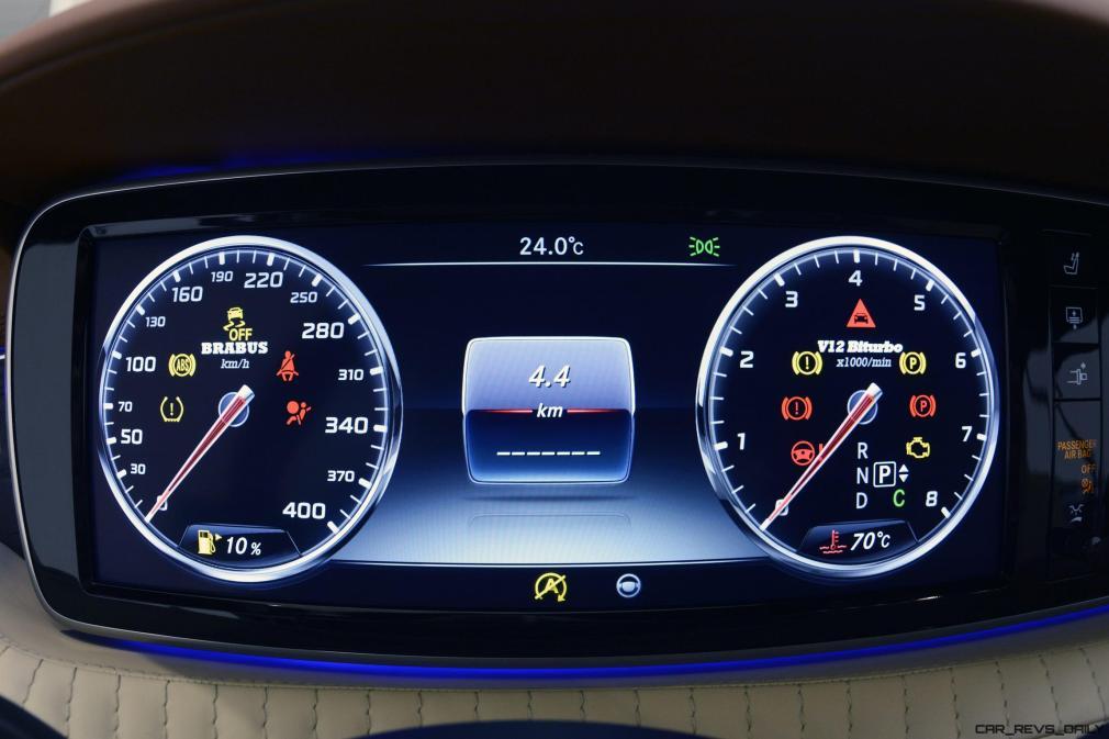 2016 BRABUS ROCKET 900 Coupe 5