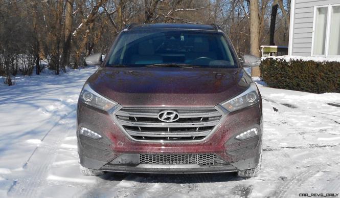 2016 Hyundai Tucson Review 2