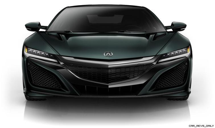 2017 Acura NSX WTF 18