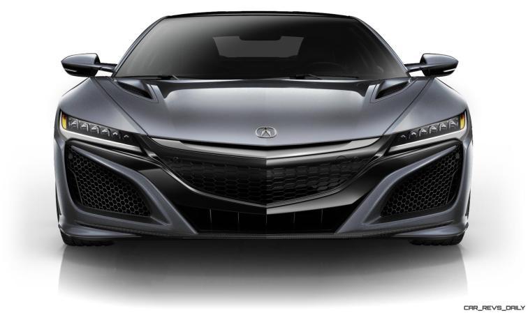 2017 Acura NSX WTF 19
