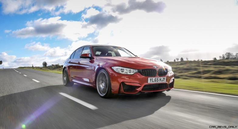 2017 BMW M3 Competition Pack 10