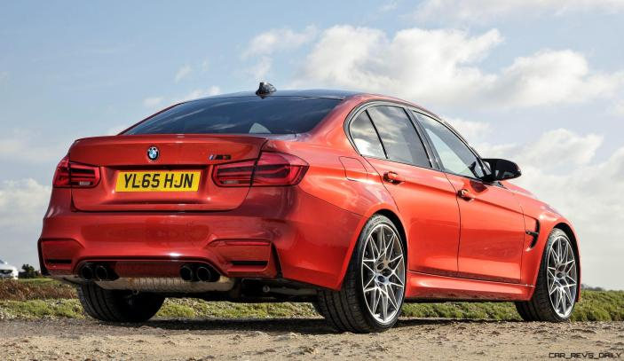 2017 BMW M3 Competition Pack 13