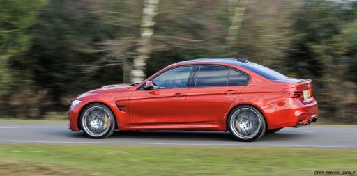 2017 BMW M3 Competition Pack 18