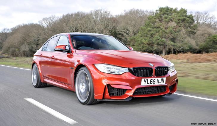 2017 BMW M3 Competition Pack 9