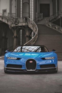 2017 Bugatti CHIRON Grand Palais 11
