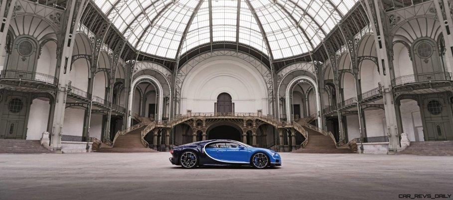2017 Bugatti CHIRON Grand Palais 2 copy