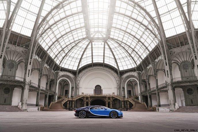 2017 Bugatti CHIRON Grand Palais 4