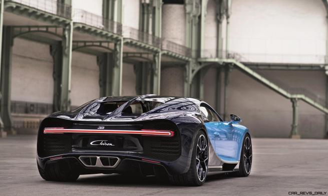 2017 Bugatti CHIRON Grand Palais 8