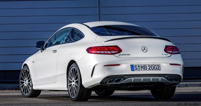2017 Mercedes-AMG C43 Coupe 9