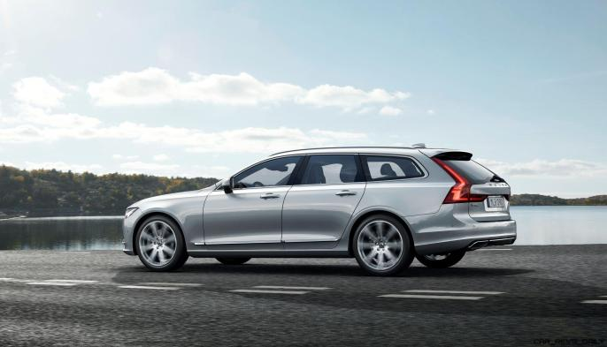 2017 Volvo V90 8
