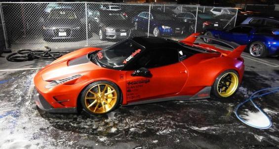 Ferrari 458 Widebody by MISHA Designs 27