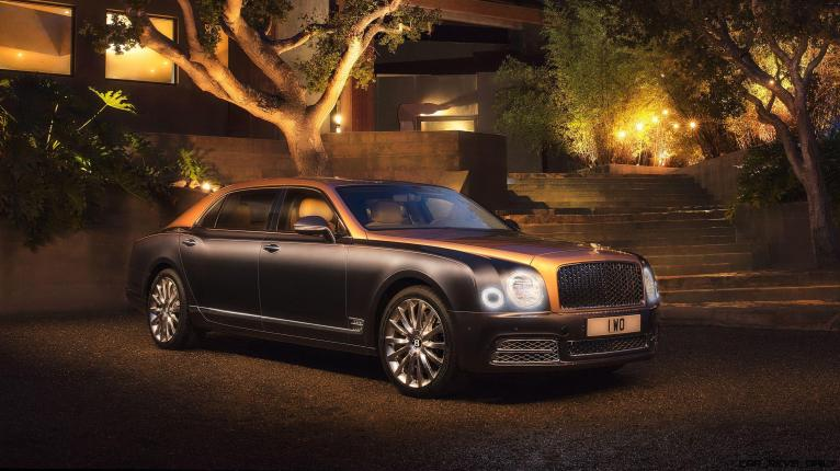 New Mulsanne – Luxury beyond compare(1)