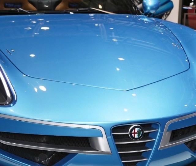Design Analysis  Alfa Romeo Disco Volante Spyder By Touring Superleggera  C