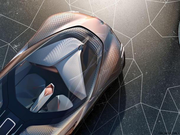 2016 BMW Vision Next 100 Concept 10