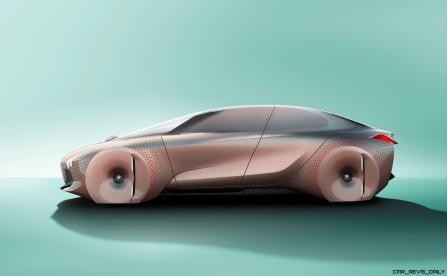 2016 BMW Vision Next 100 Concept 18