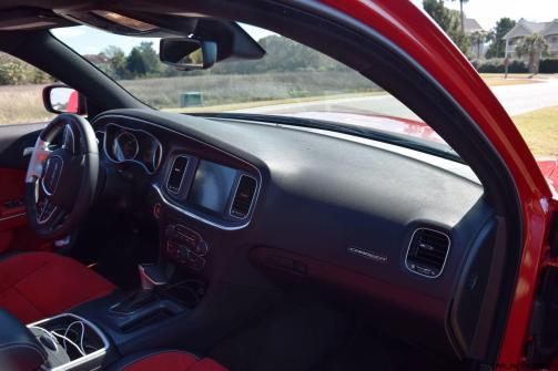 2016 Dodge Charger SRT392 Interior 10