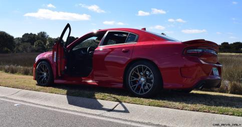 2016 Dodge Charger SRT392 Interior 21