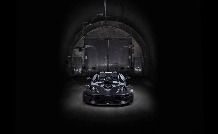 2016 KTM X-Bow GT Black Carbon 1
