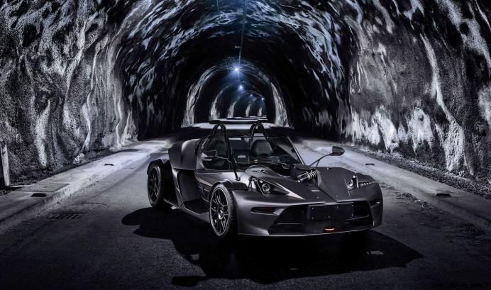 2016 KTM X-Bow GT Black Carbon 9