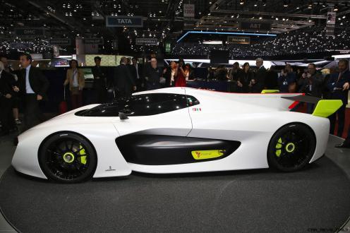 2016 Pininfarina H2 Speed 1