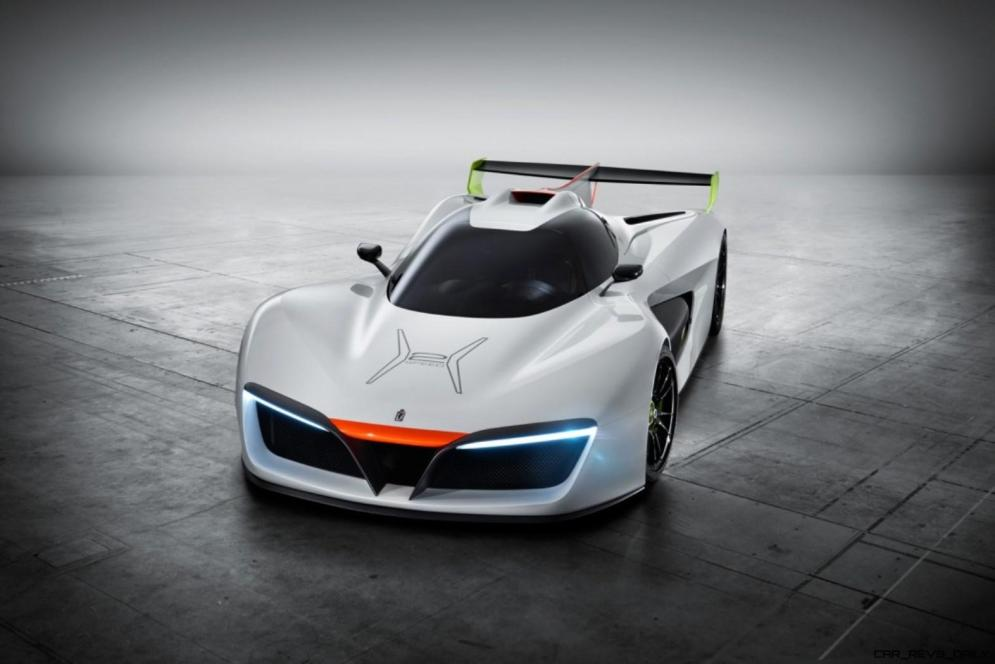 2016 Pininfarina H2 Speed 10