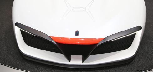 2016 Pininfarina H2 Speed 12