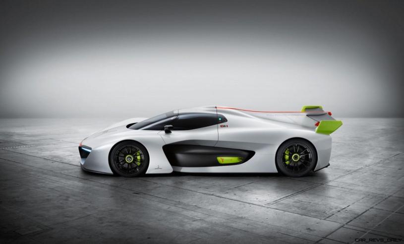 2016 Pininfarina H2 Speed 14