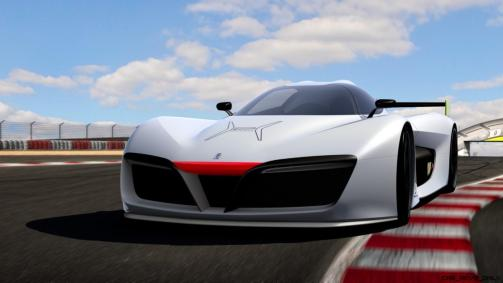 2016 Pininfarina H2 Speed 2