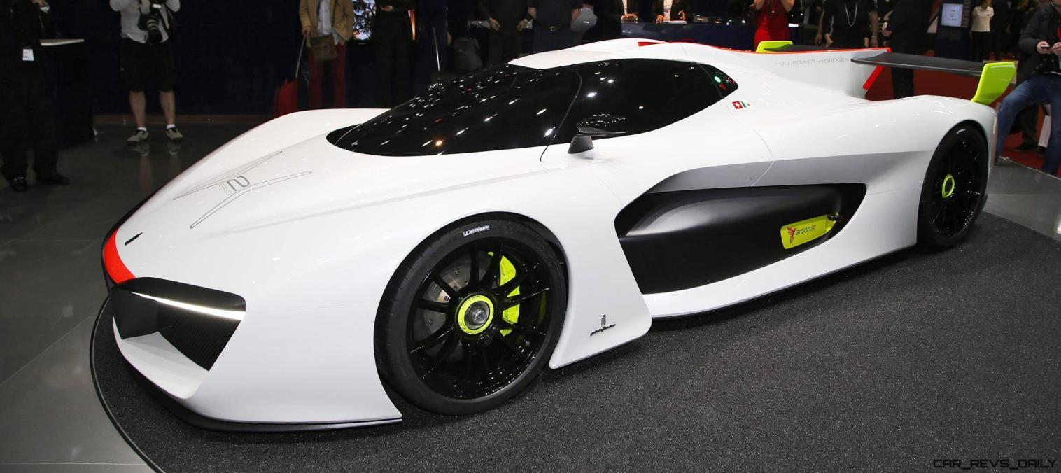2016 Pininfarina H2 Speed 5