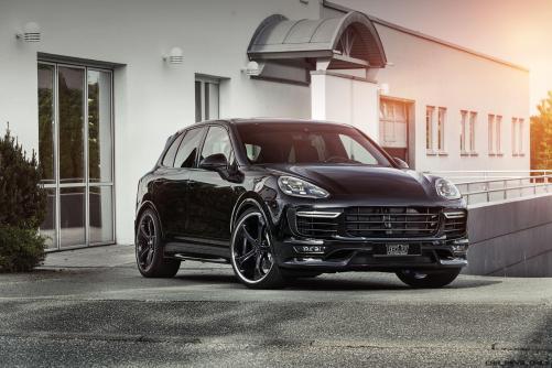 2016 TechArt Porsche Cayenne 10