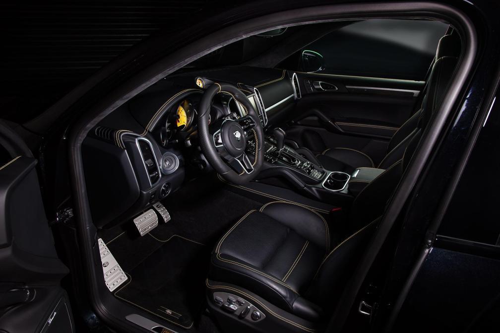 2016 TechArt Porsche Cayenne 34