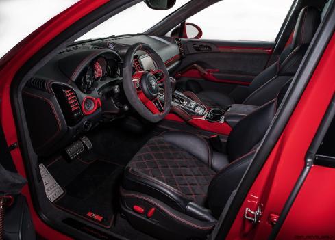 2016 TechArt Porsche Cayenne 38