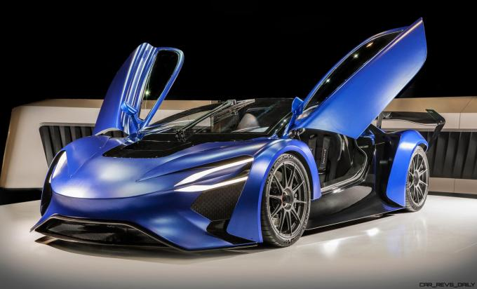 2016 TechRules AT96 TREV Supercar Concept 13